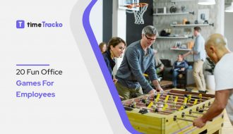 20 fun office games for employees