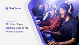 10 Online Team Building Games for Remote Teams